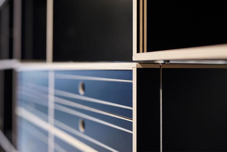 XILOBIS Deutschland GmbH, Schweizer Möbelsystem, Design Mario Bissegger
